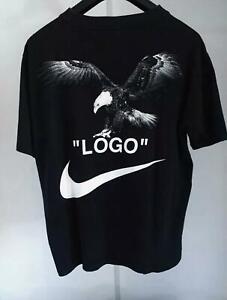 Black T-Shirt Nike x Off-White - Maglietta Nera