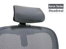 Herman Miller Aeron Graphite Fully Adjustable Mesh Headrest