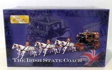 Britains 00254 The Irish State Coach inc Carriage ,Passengers, Team & Riders.