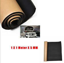 5mm Car Sound Proof Heat Shield Insulation Noise Deadening Acoustic Foam Mat