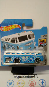 Hot Wheels Surfin' school bus   2021-055  (NP22)