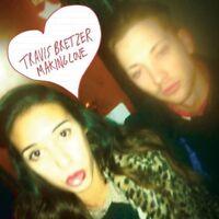 TRAVIS BRETZER - MAKING LOVE   VINYL LP SINGLE NEW!