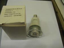 7 x 5 W SES E14 AC 85-265 V Cool White DEL Spot Light Ampoule De Lampe 30-AN Job Lot UK
