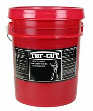 5 Gallon Tuf-Cut™ Dark Pipe Thread Cutting Oil use w Ridgid® 41600 300 535 1224