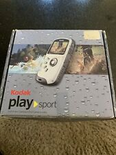Kodak EIS Play Sport Waterproof 3 meters Video Camera 1080P. Open Box but NEW