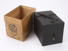 RAY CAMERA CO ray JUNIOR, WITH TWO PLATE HOLDERS AND WORN BOX/cks/189322
