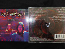 RARE CD RICK WAKEMAN / ALMOST CLASSICAL /