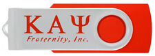 Kappa Alpha Psi Greek USB Flash Drives - 4 Gigabyte New In Box Free Shipping
