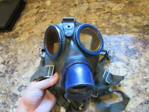 WWII German Army gas mask only no filter or carrier