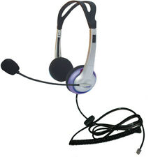 TEL  HEADSET FOR ShoreTel 100 212 230 265 530 560 565