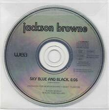 JACKSON BROWNE Only Spanish Cd Single  SKY BLUE & BLACK 1 track 1993