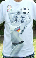 Fan-Shirt  T-Shirt Deutschland Germany  Fußball Weltmeister