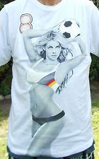 camiseta de Fan T-Shit Alemania Germany Fútbol Campeón del mundo