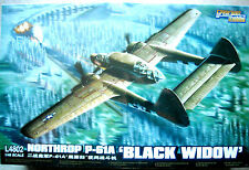"Great Wall Hobby 1/48 Northrop P-61A ""Black Widow"""