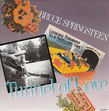 """BRUCE SPRINGSTEEN  Tunnel Of Love  PICTURE SLEEVE 7"""" 45 rpm vinyl record NEW"""
