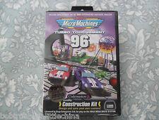 Micro Machines 96 Turbo Tournament for Sega Megadrive (Complete)