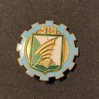 Original French Enameled Badge 519th Transport Group Indochina