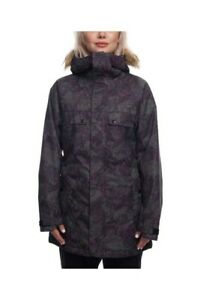 686 WOMENS DREAM INSULATED SNOWBOARD JACKET - GHOST - 2019