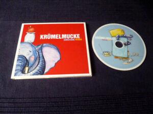CD Christiane Weber - Krümelmucke 1 Musik Für Die Kleinsten Pfützenhüpfen KINDER