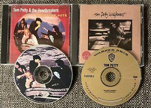 Tom Petty & The Heartbreakers Greatest Hits (1993) & Wildflower