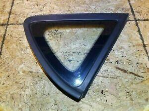 12 13 14 15 16 HYUNDAI ACCENT HATCH REAR PASSENGER SIDE QUARTER WINDOW GLASS OEM