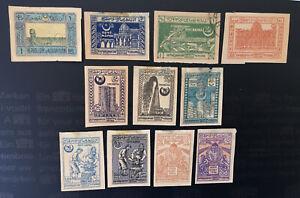 Azerbaijan Stamps Mint & Used
