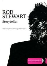 ROD STEWART - STORYTELLER-COMPLETE ANTHOLOGY 1964-1990 4 CD NEU