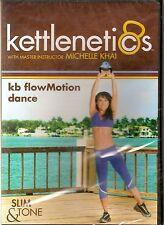 KB Kettlenetics Flow Motion Dance (DVD) flowmotion Michelle Khai slim and & tone