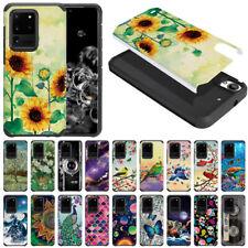 "For Samsung Galaxy S20 Ultra 6.9"" 2020 Impact Hybrid TPU Hard Soft Case Cover"