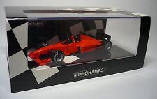 UN MINARDI F1 X2 PRIVATE SESSION FIORANO 2002 1:43 MINICHAMPS