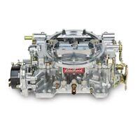 Edelbrock 1406 Performer Carburetor 600 CFM Electric Choke Non-EGR Satin Finish