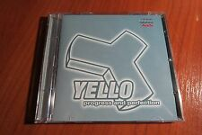 Yello PROGRESS AND PERFECTION Mint promo CD Dieter Meier/Boris Blank Audi A5 TOY