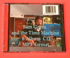 Orginial CLASSICCD Mp3 6 Album Early Sam Green and The Time Machine