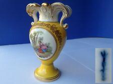 UNIKAT!!!! KPM Vase, Miniatur, Handmalerei, XIX Jh. F827