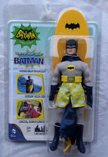 Surf's Up Batman Classic TV 1966 Retro Mego Batman MIP Figures Toy Company