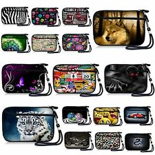 Waterproof Shockproof Strap Wallet Case Carry Bag Cover Pouch For Cat Cell Phone