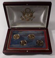 2009 U.S. Presidential Dollar Set - 4 Coins - #848