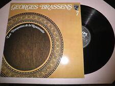 """GEORGES BRASSENS """"LES TROMPETTES DE LA RENOMMEE"""""""