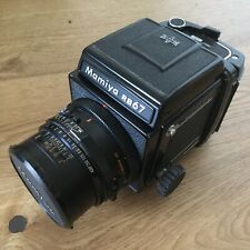Mamiya RB67 with 90mm f3.8 lens