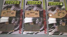 kit pastiglie anteriori + posteriori Kawasaki ZX9R ZX-9R 900 1994 1995 ninja