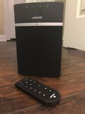 Bose soundtouch 10 wireless music system Black W/ remote