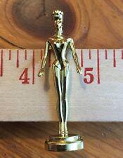 Barbie Doll Red Carpet Trophy Statue Gold Shiny Oscar Academy Grammy Award