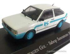 Volkswagen Gol Golf Sabesp Saneamiento 1:43 Ixo Altaya Diecast Coche
