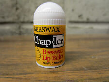 Lot of 12 OraLabs Chap-Ice Mini-Lip Balms Bees Wax Flavor!