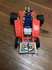 Vintage 1986 M.A.S.K. Kenner Firefly Race Car