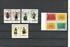 DDR 1964-1989, aus Michenrn: 1012 - 3294, Kleinbögen postfrisch **, KW € 3 - 25