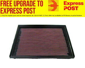 K&N Replacement Panel Filter Suit 1996-2004 Land Rover, Range Rover & Discovery