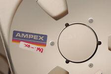 AMPEX GRAND MASTER 10 pollici in alluminio TAPE REEL (inscatolato)