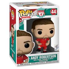 PREMIER LEAGUE FOOTBALL - ANDY ROBERTSON (LIVERPOOL) FUNKO POP VINYL FIGURE #44
