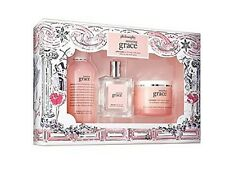 Philosophy Amazing Grace Holiday Collection ($82 Value) Brand New In Gift Box